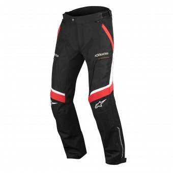 Motorradhose Alpinestars Ramjet Air Black Red White