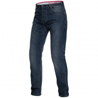 Motorradhose Dainese Bonneville Regular Denim 3D Washed