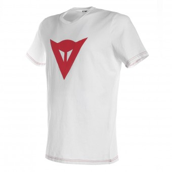 Motorrad T-Shirts  Dainese Speed Demon White Red