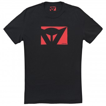 Motorrad T-Shirts  Dainese Color New Black