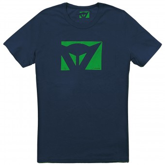 Motorrad T-Shirts  Dainese Color New Navy