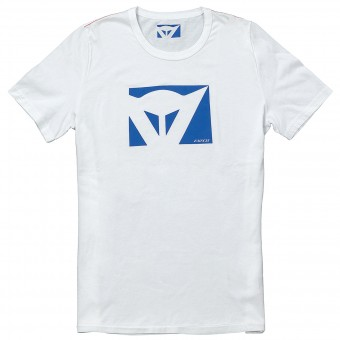 Motorrad T-Shirts  Dainese Color New White