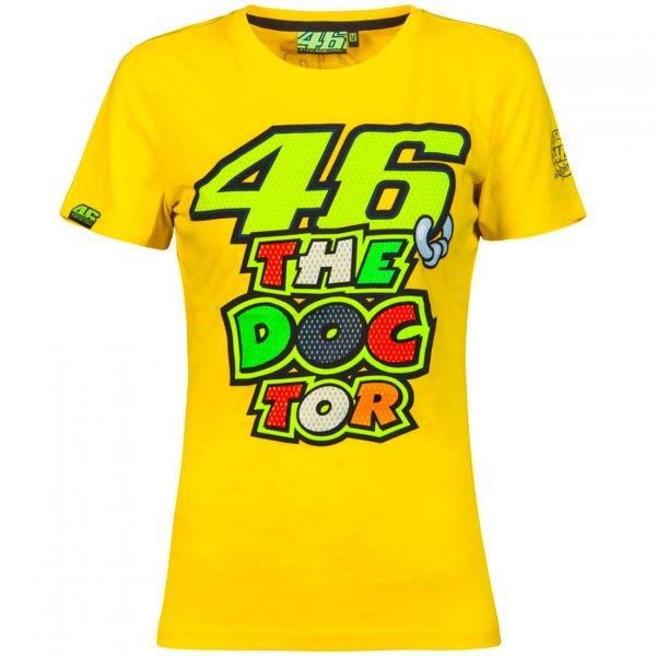 Motorrad T-Shirts  VR 46 T-Shirt Woman VR46