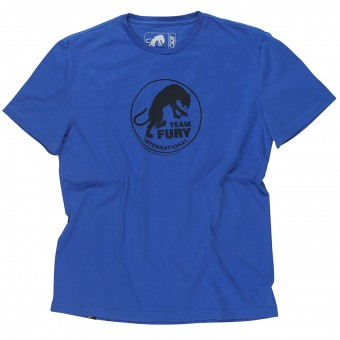 Motorrad T-Shirts  Furygan Team Fury MC Blue